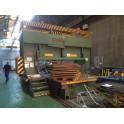 Presse à redresser hydraulique LOIRE SAF PAM 300