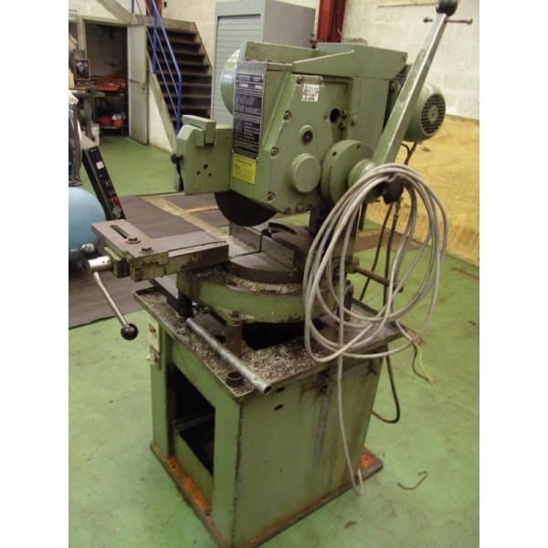 Cut Off Saw Trennjaeger Vc 260 Www Lebaut Com