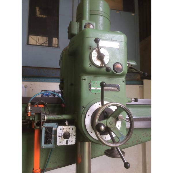 Radial drilling machine GSP 405K150 - www lebaut com