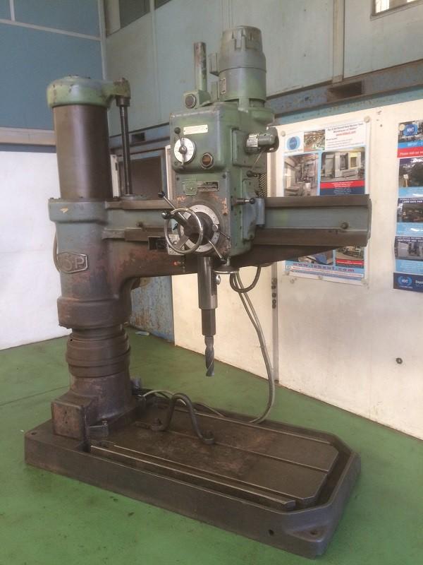 Radial drilling machine GSP 405T125 - www lebaut com